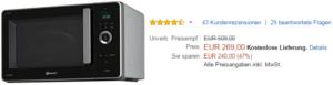 Bauknecht Mikrowelle kaufen auf Amazon.de