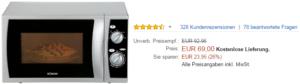 Bomann Mikrowelle kaufen auf Amazon.de