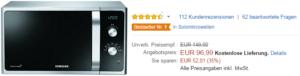 Samsung MS23F301EASEG Mikrowelle kaufen auf Amazon.de