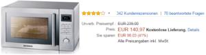 Severin Mikrowelle kaufen auf Amazon.de